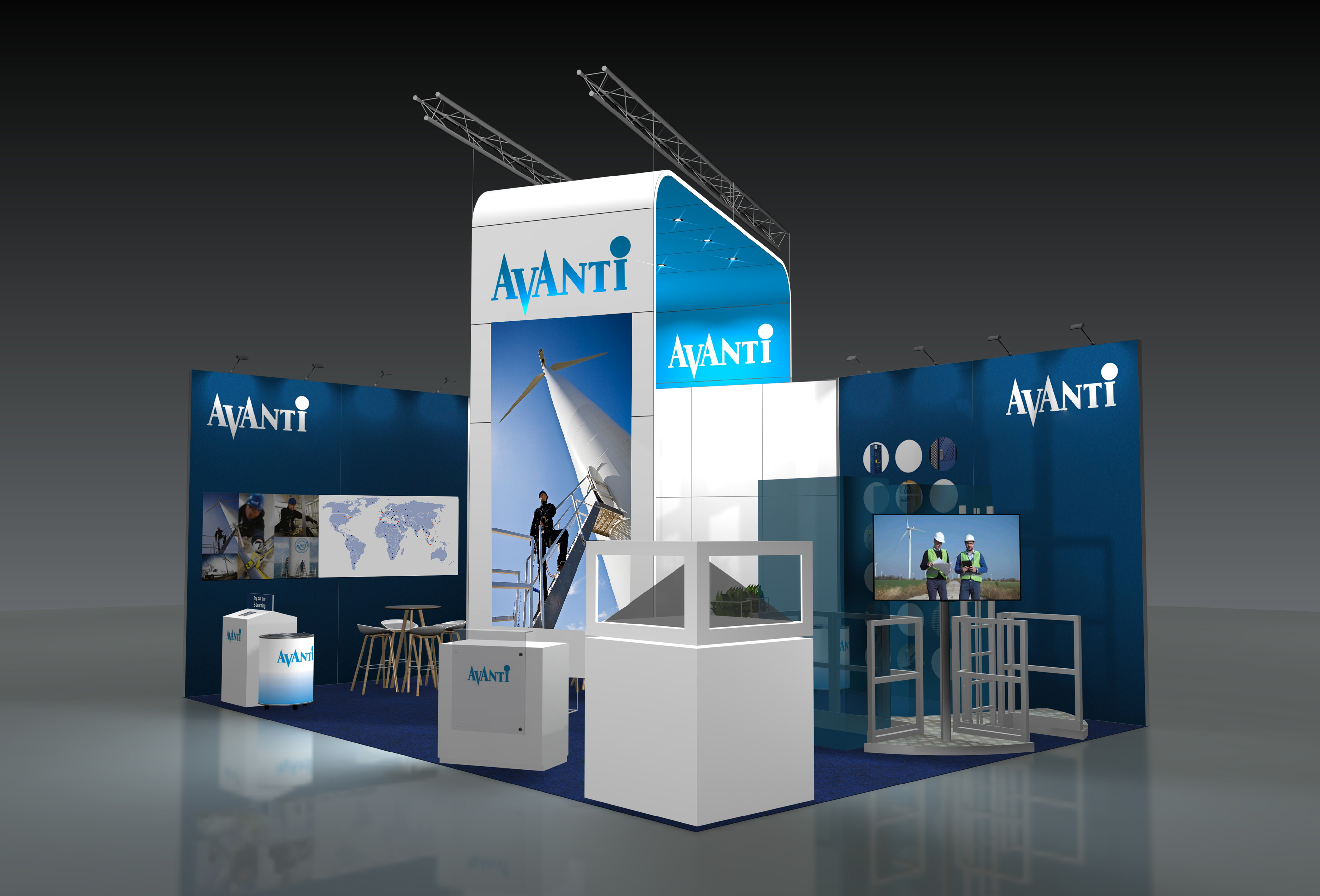 Welcome to Avanti Wind Systems Virtual Booth