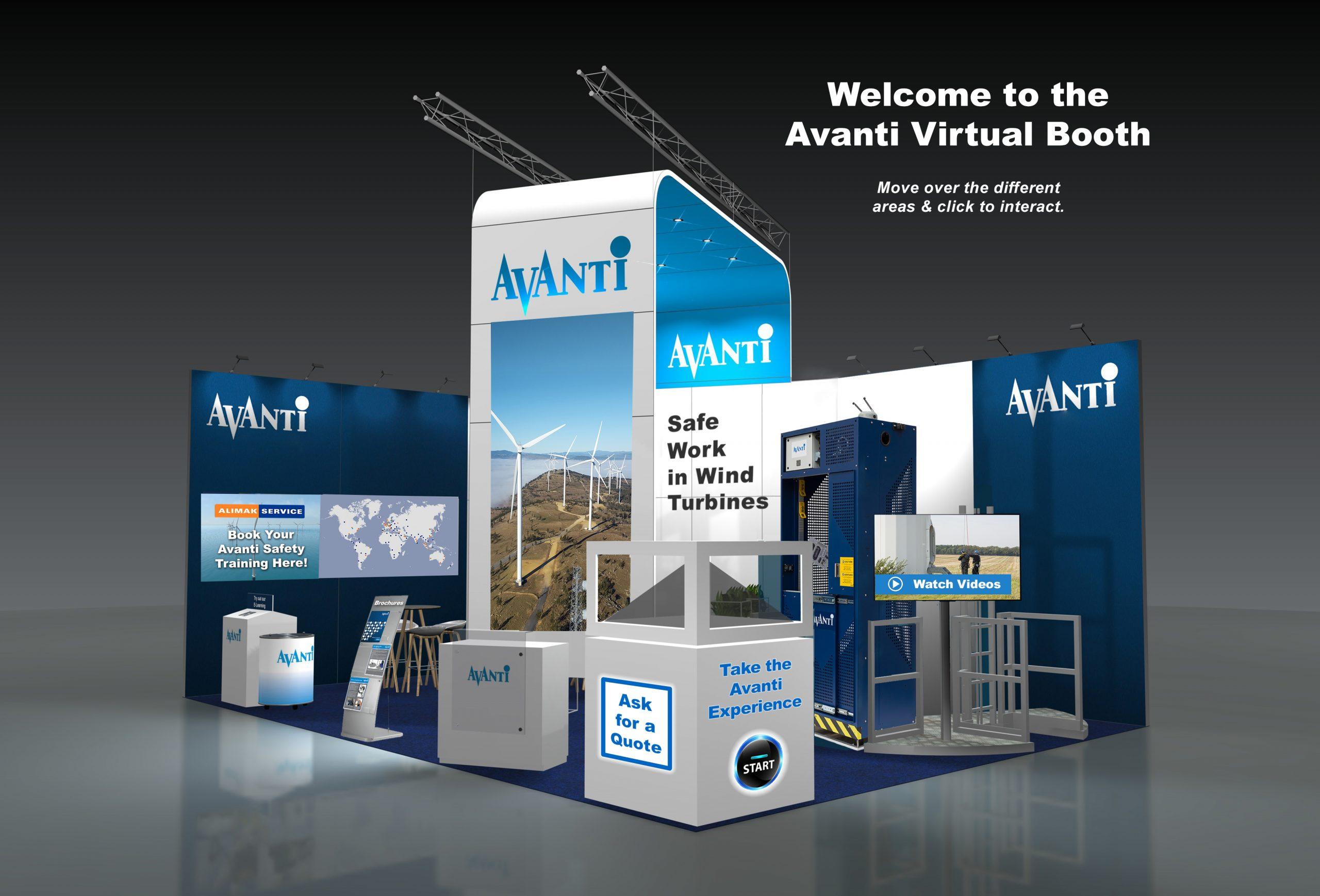 Avanti Virtual Booth